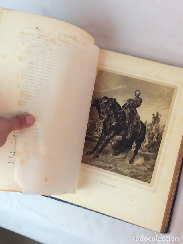 Libros antiguos: Historia Contemporánea. Cantú - Foto 6 - 171218690
