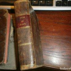 Libros antiguos: ESPAÑA DESDE EL REINADO DE FELIPE II HASTA EL ADVENIMIENTO DE LOS BORBONES MR. WEIS MADRID 1846 . Lote 171259200