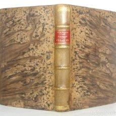 Libros antiguos: 1923 - CAYO SUETONIO TRANQUILO: LOS DOCE CÉSARES - HISTORIA DE LOS EMPERADORES ROMANOS - ROMA - PIEL. Lote 171369199