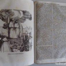 Libros antiguos: LIBRERIA GHOTICA. LOS HÉROES Y LAS MARAVILLAS DEL MUNDO.1855.FOLIO.TOMO TERCERO.MUCHOS GRABADOS.. Lote 172055593