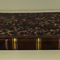 Libros antiguos: DISCURSO SOBRE LA HISTORIA UNIVERSAL. J. BENIGNO. IMP. J. M. AYOLDI. VALENCIA. 1872.. Lote 172268715