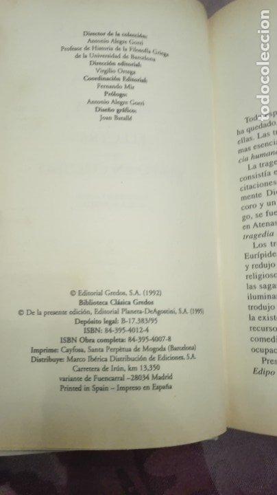 Libros antiguos: Clásicos de Grecia y Roma - Foto 3 - 195153513