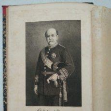 Libros antiguos: ANTIGUO LIBRO DE LA HISTORIA DEL ALCÁZAR DE TOLEDO - 1889 - VER FOTOS - FRANCISCO MARTÍN ARRÚE.... Lote 173466412