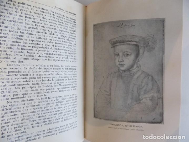 Libros antiguos: LIBRERIA GHOTICA. IVO LUZZATTI. CATALINA DE MEDICIS.EDITORIAL ARALUCE 1942. FOLIO. ILUSTRADO. - Foto 3 - 173993437