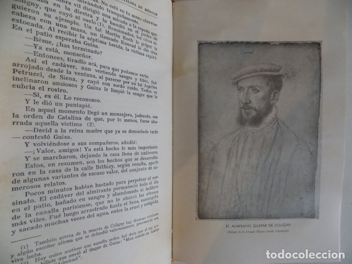 Libros antiguos: LIBRERIA GHOTICA. IVO LUZZATTI. CATALINA DE MEDICIS.EDITORIAL ARALUCE 1942. FOLIO. ILUSTRADO. - Foto 4 - 173993437