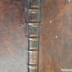 Libros antiguos: HISTORIA DE LA CONQUISTA DE MEXICO. ANTONIO DE SOLIS. 1704. Lote 174154248