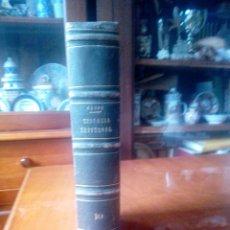 Libros antiguos: HISTORIA UNIVERSAL DE CANTÚ. Lote 174254572