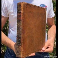 Libros antiguos: 1783 - MARCO TULIO CICERON - OPERA - EPISTOLAE AD ATTICUM -. Lote 174430784