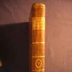 Libros antiguos: JUAN FRANCISCO DE MASDEU: HISTORIA CRÍTICA DE ESPAÑA Y DE LA CULTURA ESPAÑOLA (TOMO VII L.II) (1789). Lote 174432742