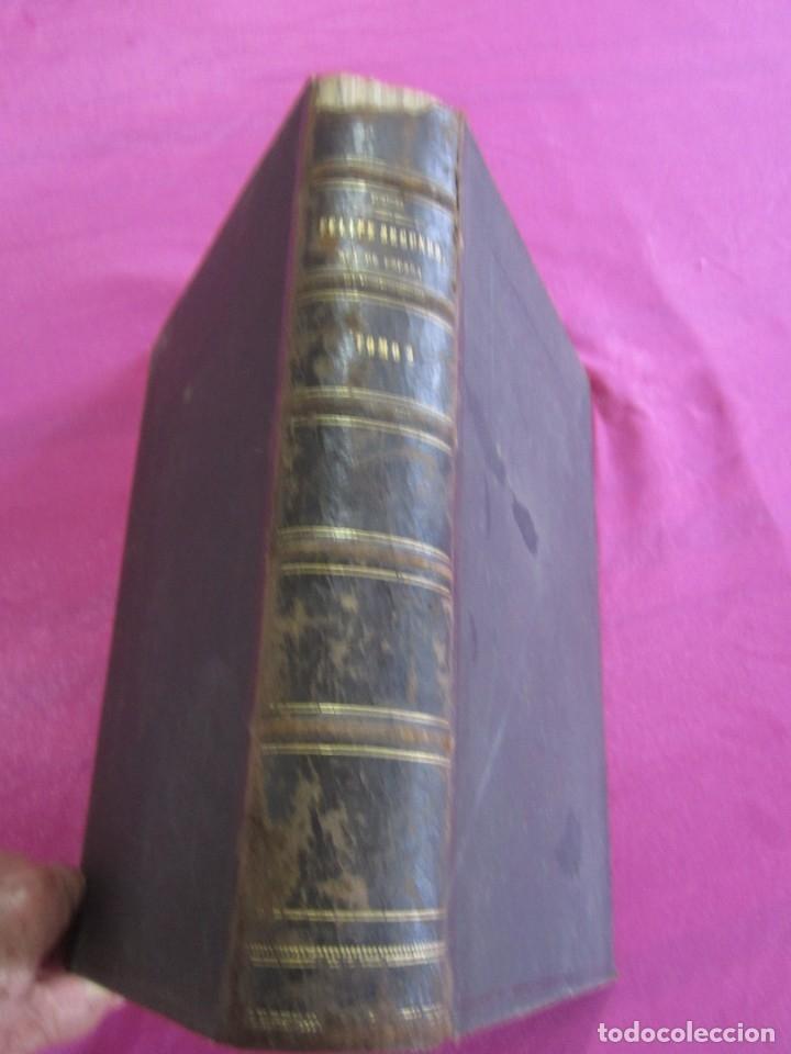 Libros antiguos: HISTORIA DE FELIPE II REY DE ESPAÑA TOMO 2 CABRERA DE CORDOBA 1876 - Foto 3 - 174649139