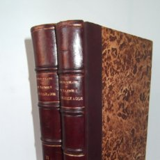 Libros antiguos: ~~ REY DON JAIME I ~~ EL CONQUISTADOR ~~ REY DE ARAGON ~~ CIRCA 1871 ~~. Lote 175017103