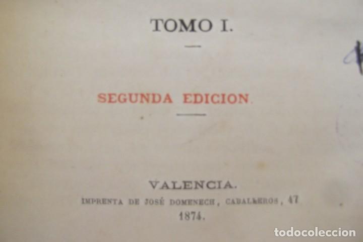 Libros antiguos: ~~ REY DON JAIME I ~~ EL CONQUISTADOR ~~ REY DE ARAGON ~~ CIRCA 1871 ~~ - Foto 3 - 175017103
