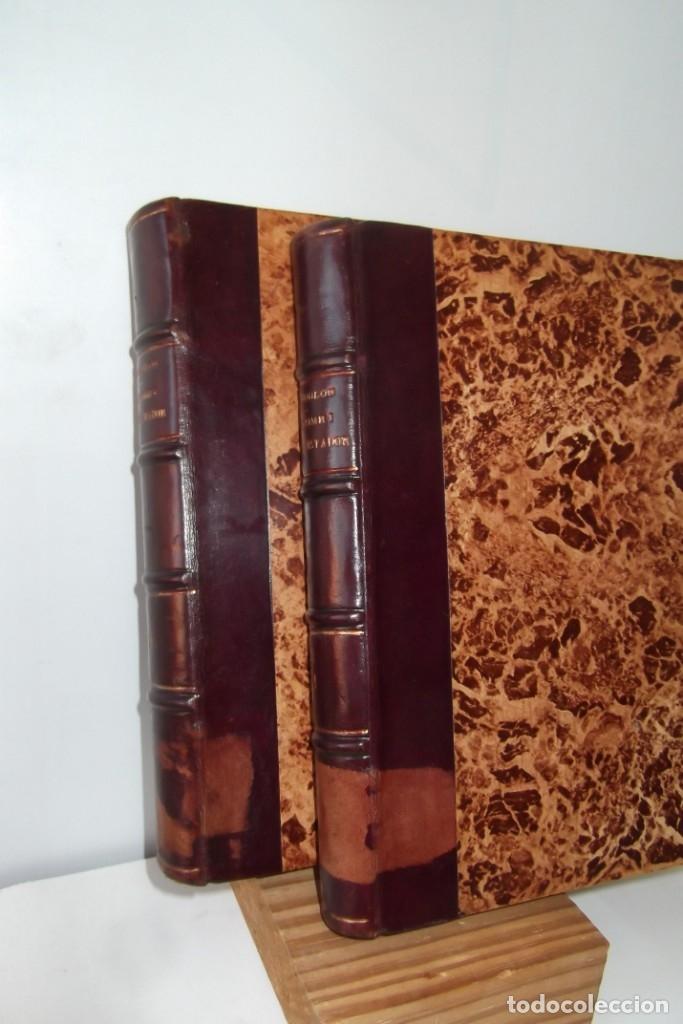 Libros antiguos: ~~ REY DON JAIME I ~~ EL CONQUISTADOR ~~ REY DE ARAGON ~~ CIRCA 1871 ~~ - Foto 5 - 175017103