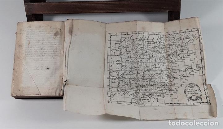 Libros antiguos: COMPENDIO DE LA HISTORIA DE ESPAÑA. TOMO II. IMP. CARLOS Y TURÓ. BARCELONA. 1789. - Foto 8 - 175022704