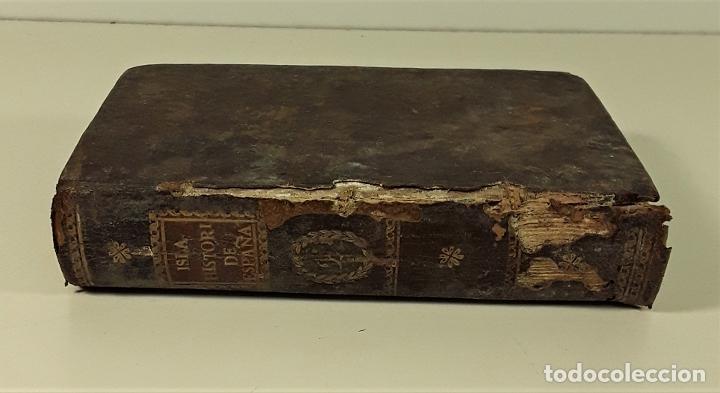 COMPENDIO DE LA HISTORIA DE ESPAÑA. TOMO II. IMP. CARLOS Y TURÓ. BARCELONA. 1789. (Libros antiguos (hasta 1936), raros y curiosos - Historia Antigua)