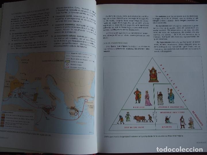 Libros antiguos: La vida quotidiana a lEdat Mitjana a través de lArt Gòtic. Maribel Pendás García - Foto 5 - 175217810