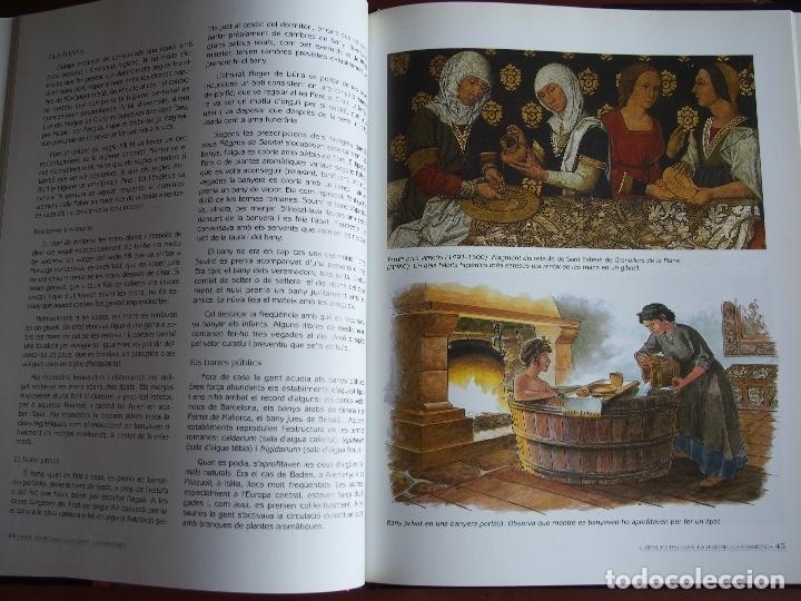 Libros antiguos: La vida quotidiana a lEdat Mitjana a través de lArt Gòtic. Maribel Pendás García - Foto 8 - 175217810