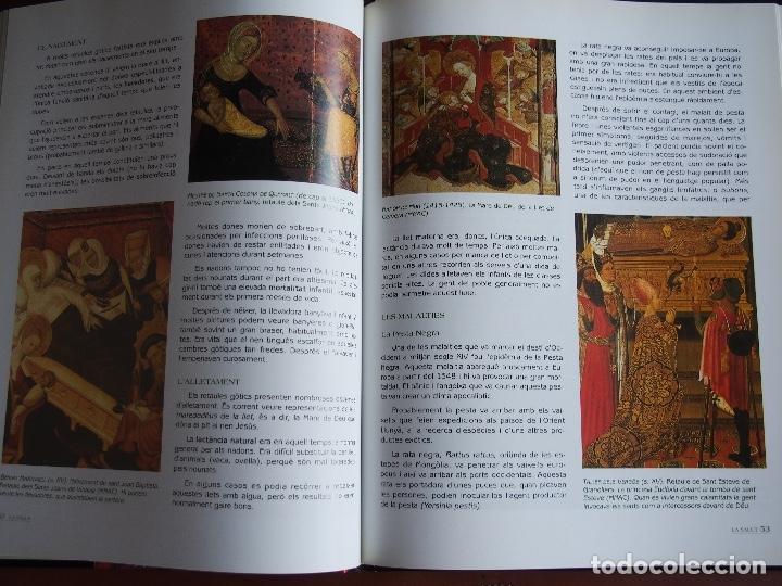 Libros antiguos: La vida quotidiana a lEdat Mitjana a través de lArt Gòtic. Maribel Pendás García - Foto 9 - 175217810
