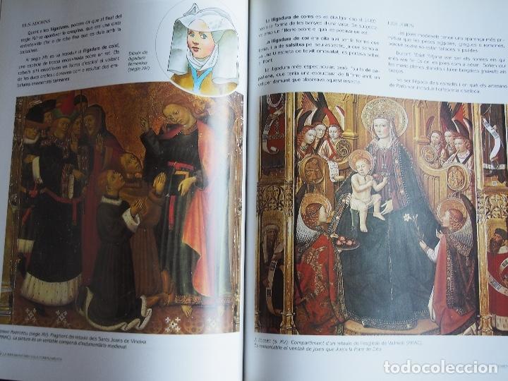 Libros antiguos: La vida quotidiana a lEdat Mitjana a través de lArt Gòtic. Maribel Pendás García - Foto 11 - 175217810
