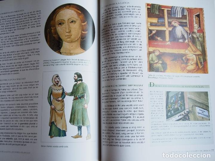 Libros antiguos: La vida quotidiana a lEdat Mitjana a través de lArt Gòtic. Maribel Pendás García - Foto 12 - 175217810
