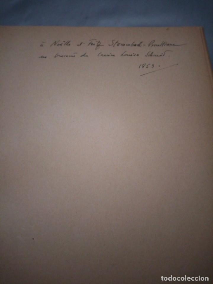 Libros antiguos: histoire de la suisse racontée au peuple par albert goban,ilustrada con hojas desplegables,1899 - Foto 4 - 175263864