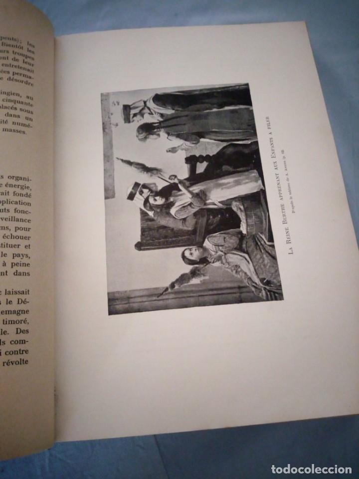 Libros antiguos: histoire de la suisse racontée au peuple par albert goban,ilustrada con hojas desplegables,1899 - Foto 11 - 175263864