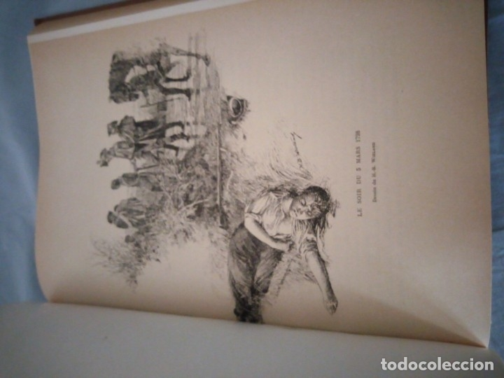 Libros antiguos: histoire de la suisse racontée au peuple par albert goban,ilustrada con hojas desplegables,1899 - Foto 21 - 175263864