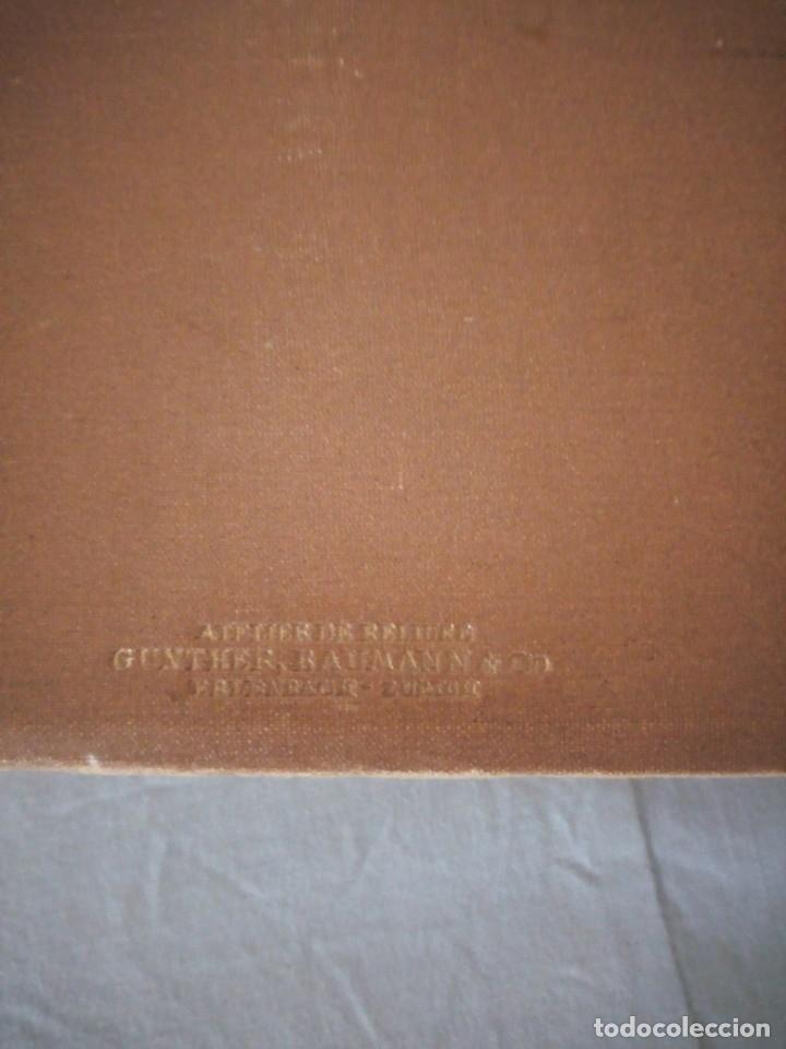 Libros antiguos: histoire de la suisse racontée au peuple par albert goban,ilustrada con hojas desplegables,1899 - Foto 23 - 175263864
