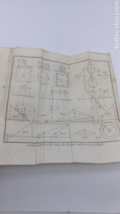 Libros antiguos: Ensayo sobre los reconocimientos militares 1829 - Foto 4 - 175229404