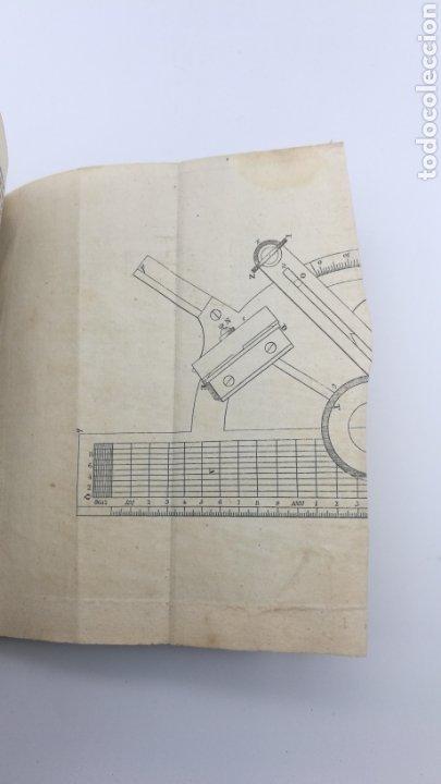 Libros antiguos: Ensayo sobre los reconocimientos militares 1829 - Foto 5 - 175229404