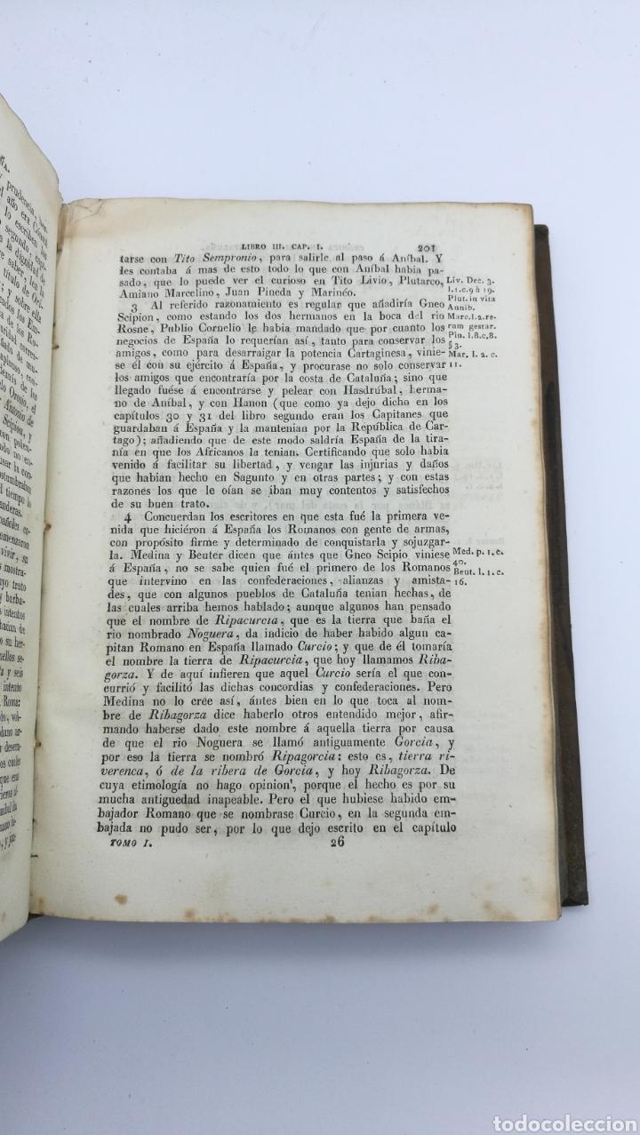 Libros antiguos: Pujades historia crónica del principado de Cataluña 1828 - Foto 3 - 175305989