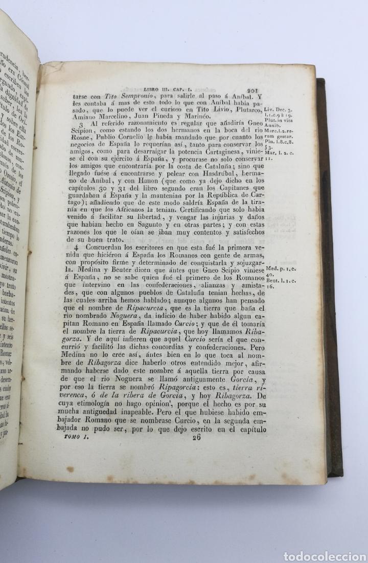 Libros antiguos: Pujades historia crónica del principado de Cataluña 1828 - Foto 5 - 175305989
