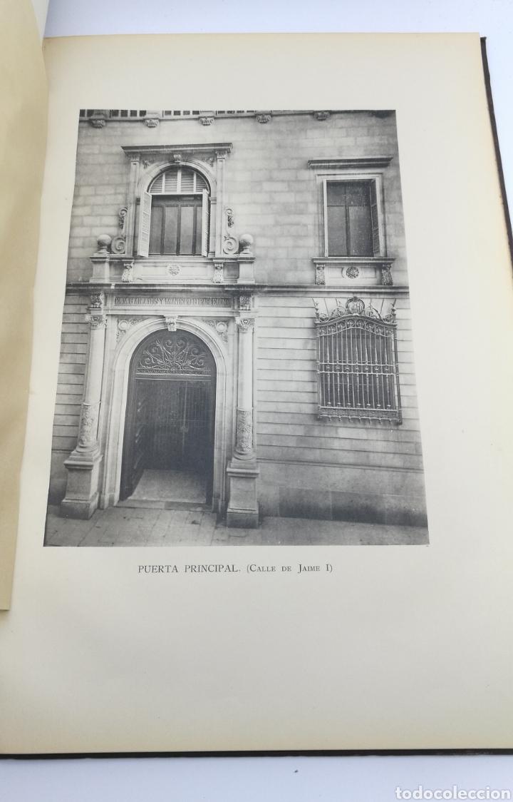 Libros antiguos: Caja de ahorros del monte pio de barcelona 1844 1904 - Foto 3 - 175415605