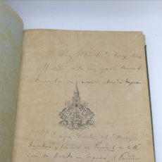 Libros antiguos: PUIG AGUT COLECCIÓN DOCUMENTOS 1887 I DOS AÑOS COMPLETOS EL FARO PUIG AGUT. Lote 175525725