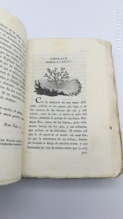 Libros antiguos: Empresas políticas o idea de un príncipe 1789 tomo 1 - Foto 3 - 175793360