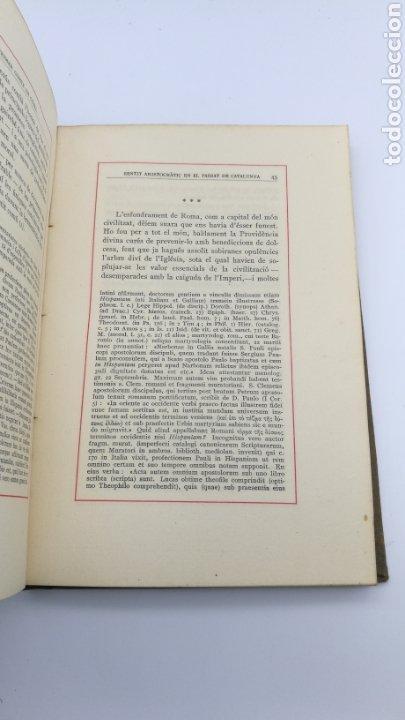 Libros antiguos: El conte de Güell 1951 - Foto 4 - 175837175