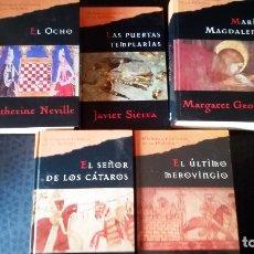 Libros antiguos: COLECCION DE 5 LIBROS DE - MISTERIOS Y ENIGMAS DE LA HISTORIA - DE PLANETA AGOSTINI 2005. NUEVOS , S. Lote 175930578