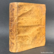 Libros antiguos: 1690 - FUNDACION HISTORICA DE LOS HOSPITALES TRINITARIOS EN ARGEL - ARGELIA ESPAÑOLA - HISTORIA - . Lote 176074947