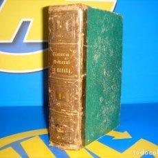 Libros antiguos: LIBRO HISTORIA GENERAL DE ESPAÑA. TOMO I- PADRE JUAN DE MARIANA -1867. Lote 176229690