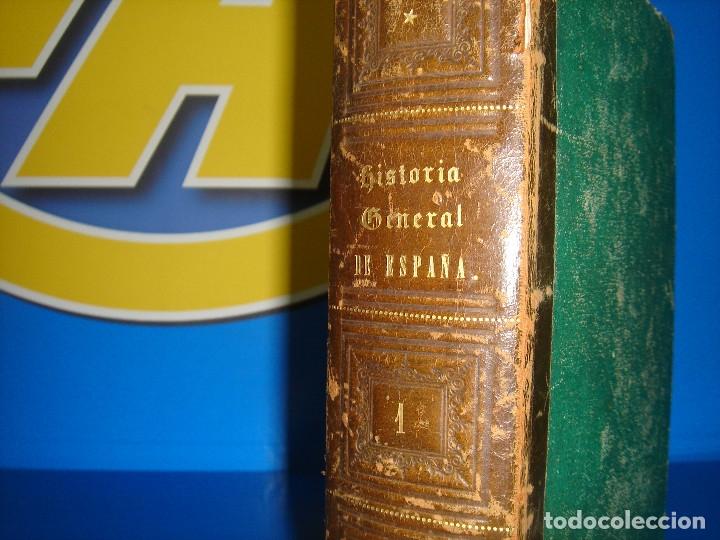 Libros antiguos: LIBRO Historia general de España. Tomo I- Padre Juan de Mariana -1867 - Foto 2 - 176229690