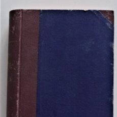 Libros antiguos: LA CIUDAD ANTIGUA, GRECIA Y ROMA - FUSTEL DE COULANGES - DANIEL JORRO, EDITOR - MADRID 1931. Lote 189424777