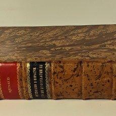 Libros antiguos: LOUIS XIV ET GUILLAUME III. TOMOS I Y II. HERMILE REYNALD. EDIT. E. PLON. PARÍS. 1883.. Lote 176670399