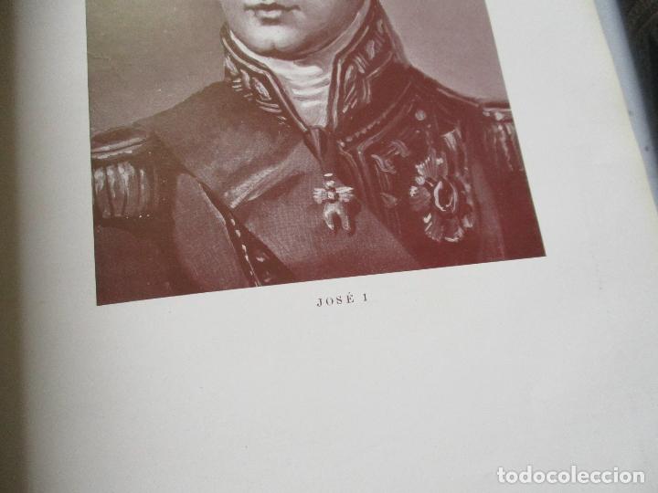 Libros antiguos: LAS GRANDES CONMOCIONES POLITICAS EN ESPAÑA, FRANCISCO PI Y MARGALL y PI Y ARSUAGA-S/F- 2 TOMOS - Foto 6 - 176913213