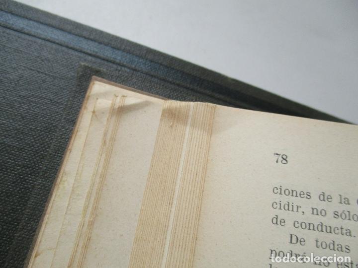 Libros antiguos: LAS GRANDES CONMOCIONES POLITICAS EN ESPAÑA, FRANCISCO PI Y MARGALL y PI Y ARSUAGA-S/F- 2 TOMOS - Foto 12 - 176913213
