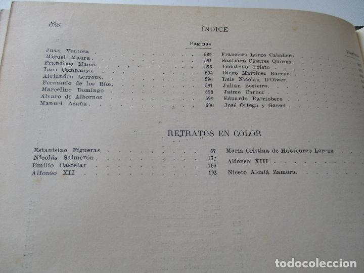 Libros antiguos: LAS GRANDES CONMOCIONES POLITICAS EN ESPAÑA, FRANCISCO PI Y MARGALL y PI Y ARSUAGA-S/F- 2 TOMOS - Foto 19 - 176913213
