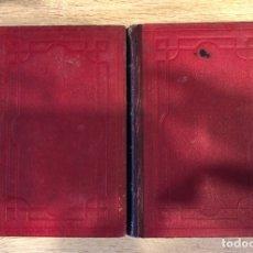 Libros antiguos: PRONTUARIO DE HISPANISMO Y BARBARISMO. OBRA EN 2 TOMOS. MADRID, 1908. PAGS: 934 + 1042. . Lote 177196597