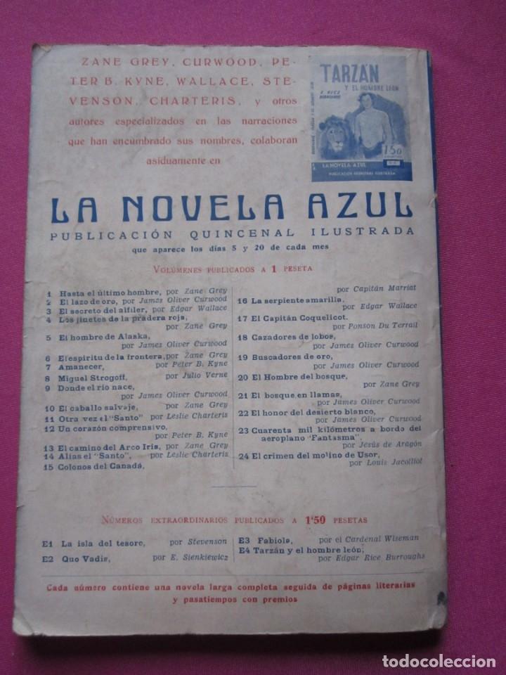 Libros antiguos: CUARENTA MIL KILOMETROS A BORDO DEL AEROPLANO FANTASMA JESUS ARAGON AÑO 1935 - Foto 5 - 177197255