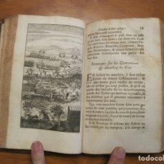 Libros antiguos: TRAITE DES BOIS...., 1776. CLAUDE CARON. POSEE GRABADOS. Lote 177328660