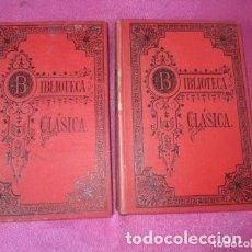 Libros antiguos: GUERRA DE LOS JUDIOS FLAVIO JOSEFO OBRA COMPLETA 1913 .. Lote 177570634
