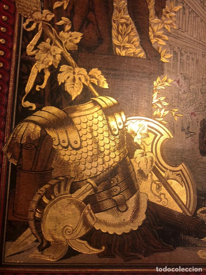 Libros antiguos: HISTORIA DE LOS ROMANOS. DURUY, Victor. Barcelona: Montaner y Simón, 1888. Folio. 2 tomos. - Foto 2 - 177595915